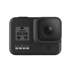 Photo avant de la GoPro Hero 8 Black Edition