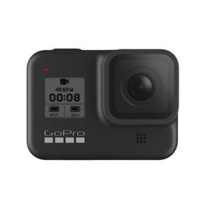 Photo avant de la GoPro Hero 8 Black Edition