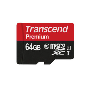 Carte micro SD 64go