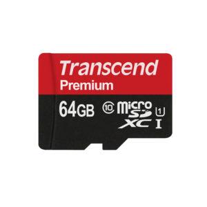 Carte micro SD 64go