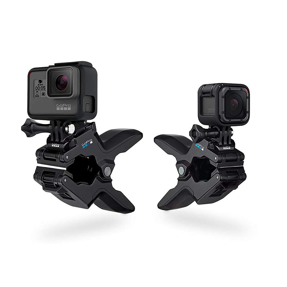 Fixation flexible GoPro