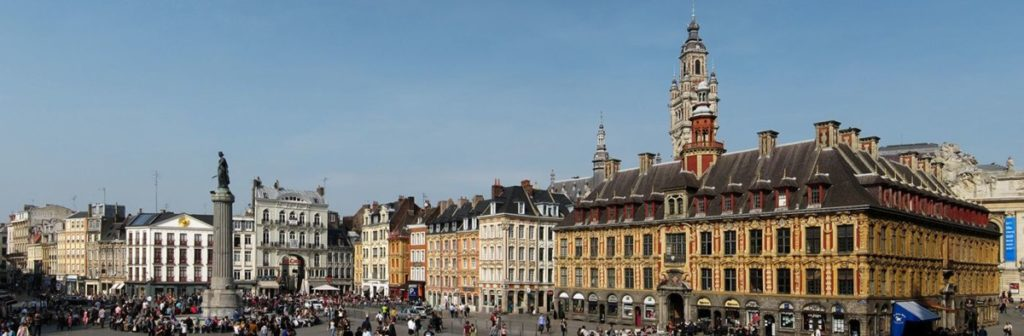 Photo de la Grand'Place de Lille