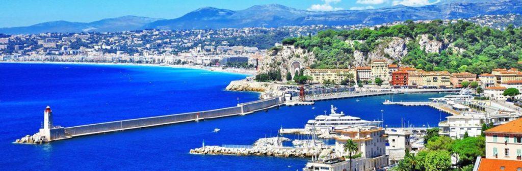 Photo du port de Nice