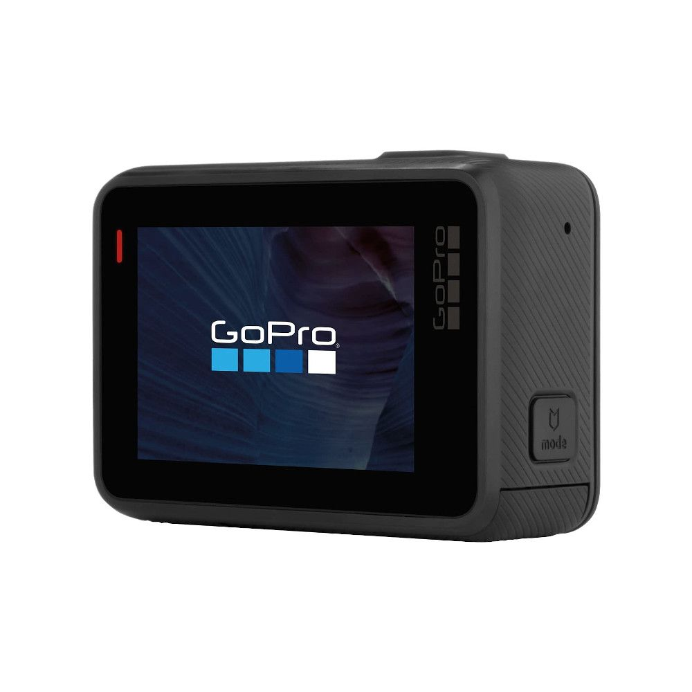 Photo 3/4 arrière de la GoPro Hero 5 Black