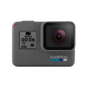 Photo avant de la GoPro Hero 6 Black