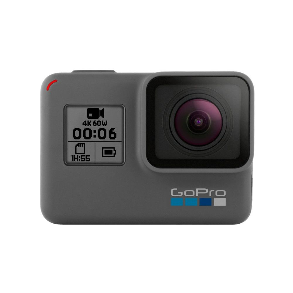 Photo avant de la GoPro Hero 6 Black