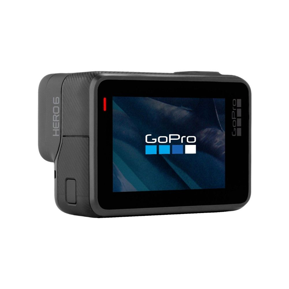 Photo 3/4 arrière de la GoPro Hero 6 Black