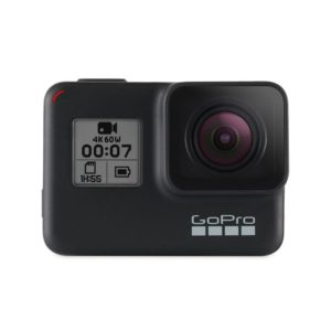 Photo avant de la GoPro Hero 7 Black