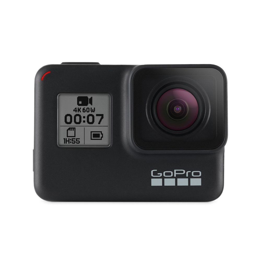 Photo avant de la GoPro Hero 7 Black